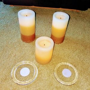 Candles - Battery Operated
